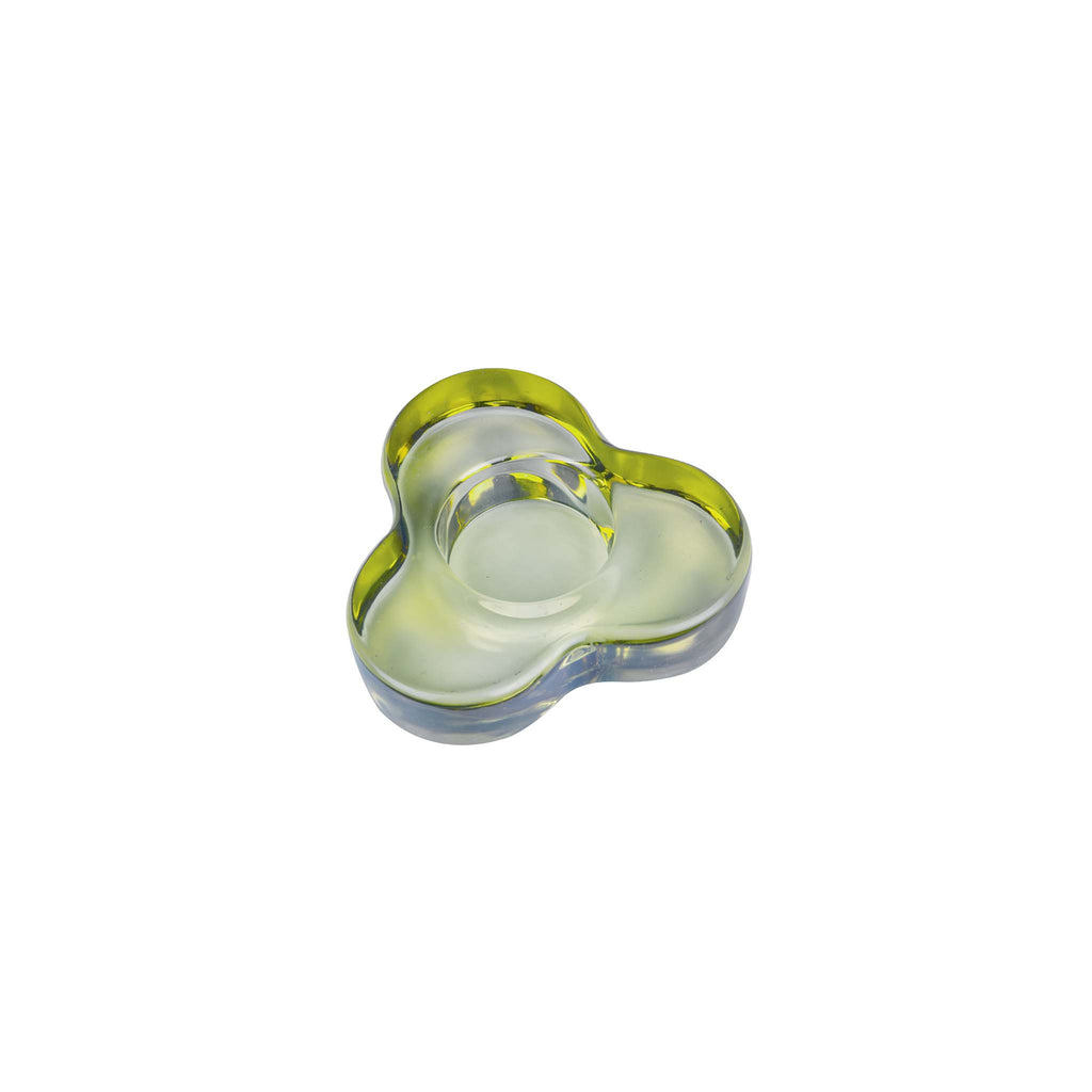 Klee Tea Light Holder - Light Green