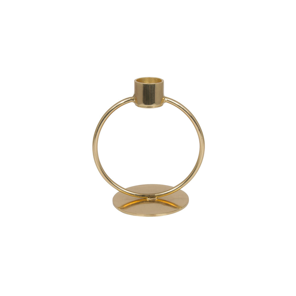 Sander Candle Holder - Single Ring