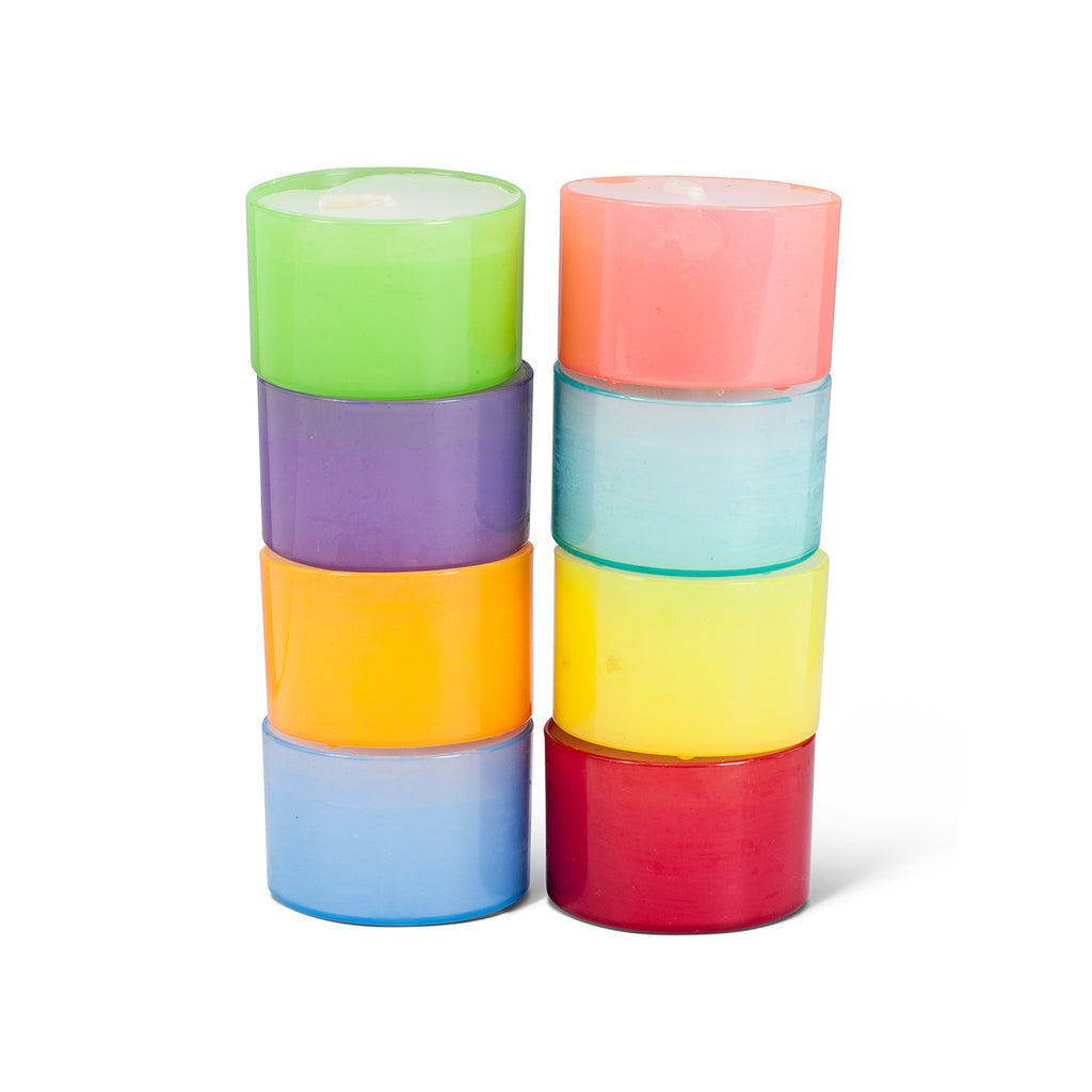 Colored Tealights - Assorted