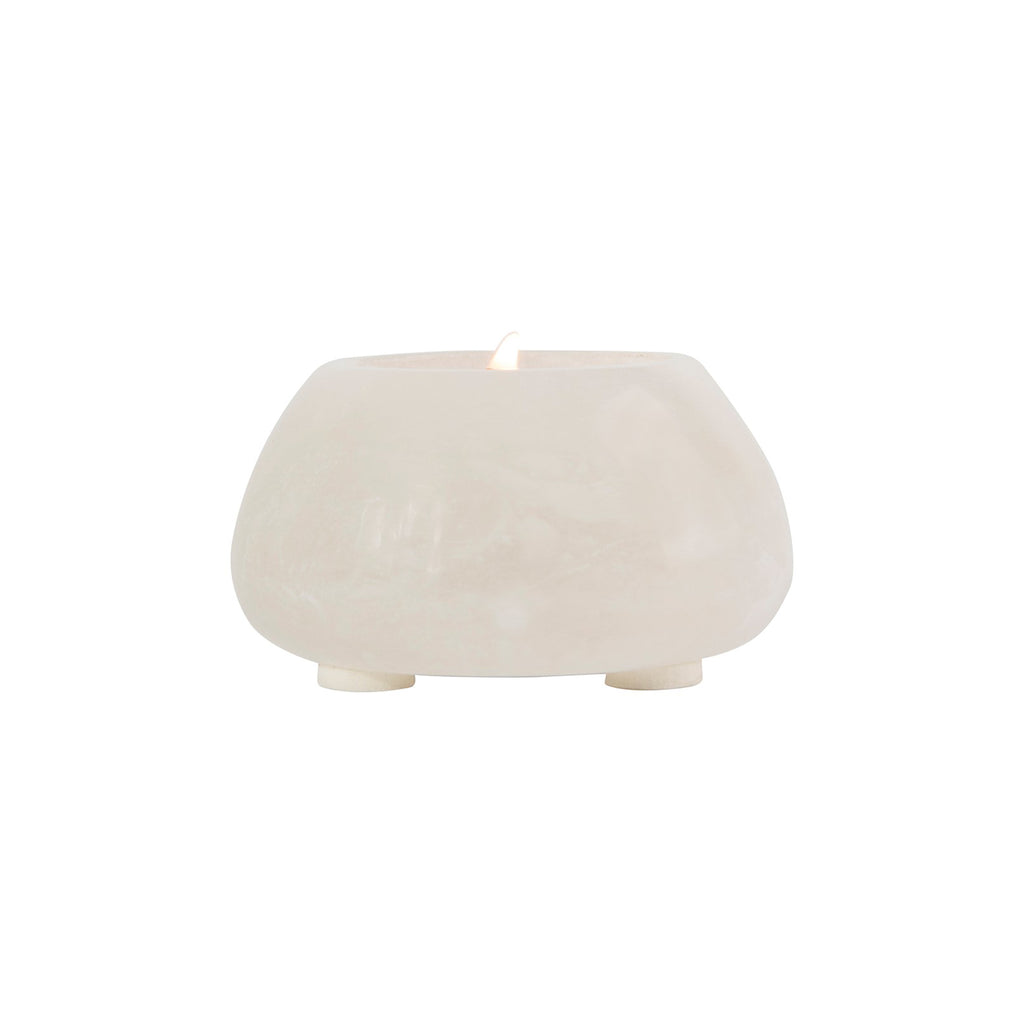 Alabaster Tealight Holder