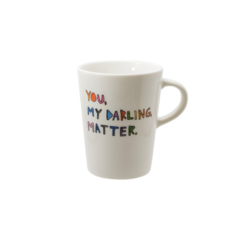 You, My Darling Matter Mug