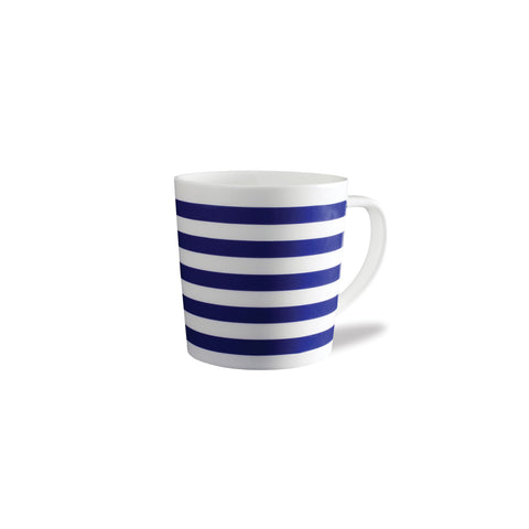 Beach Towel Stripe Mug