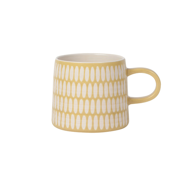 Imprint Mugs - Ochre