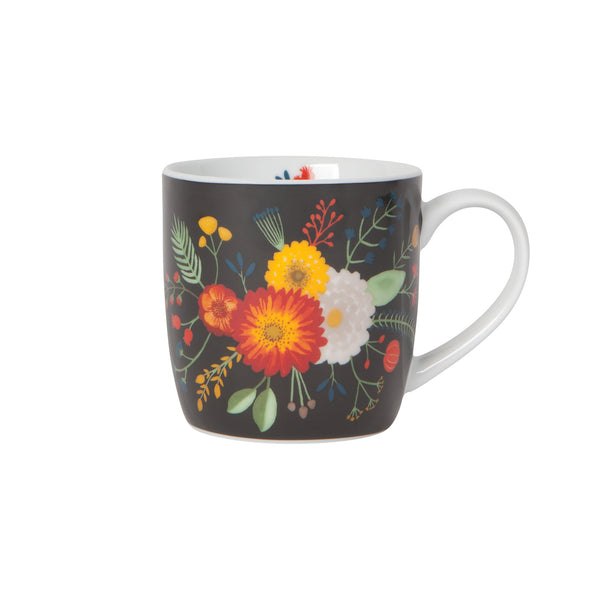 Golden Bloom Mug