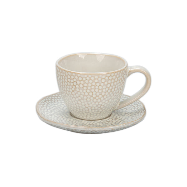 Serene Demi Cup with Saucer