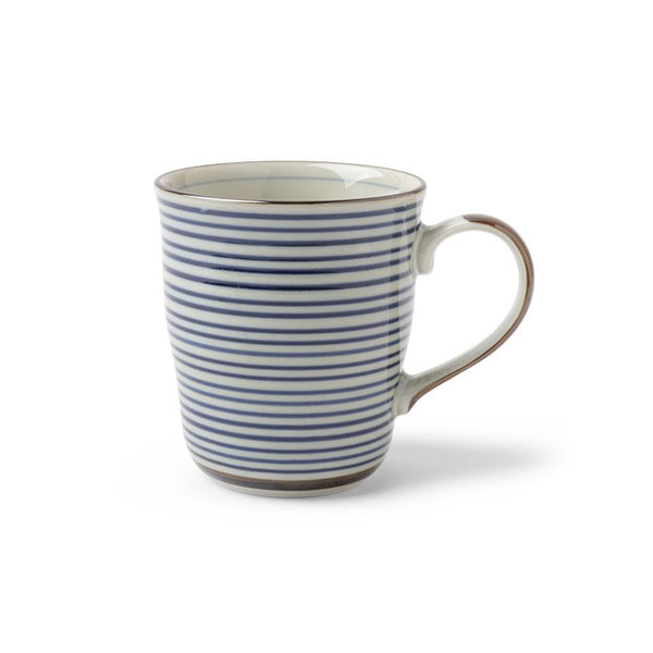 Japanese Striped Mug