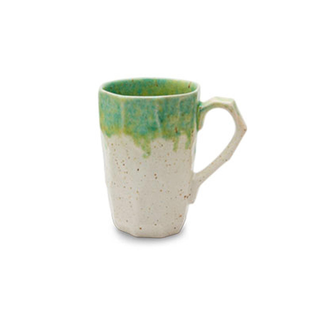 Boulder Mug Tall - With with Emerald