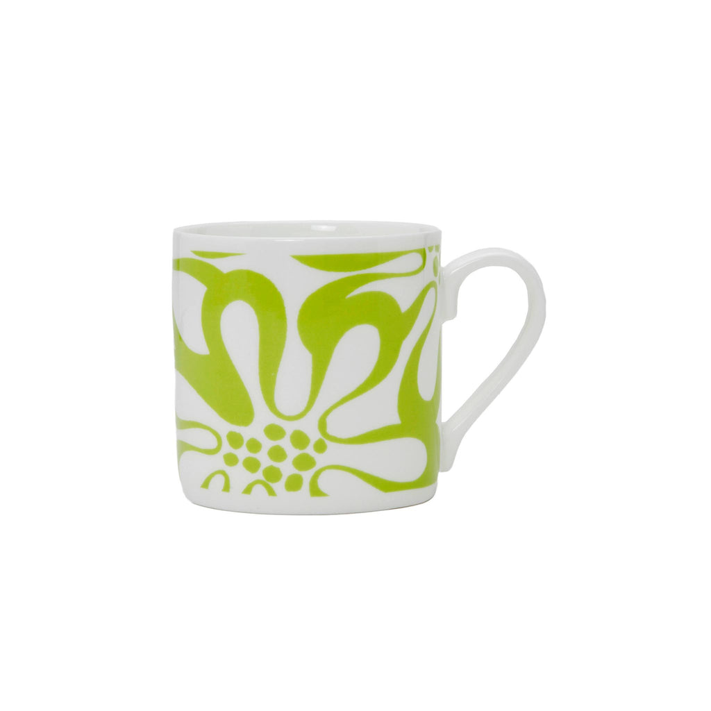 Fiona Howard Mug - Green