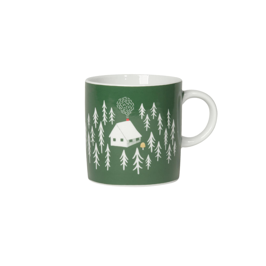 Retreat Short Mug
