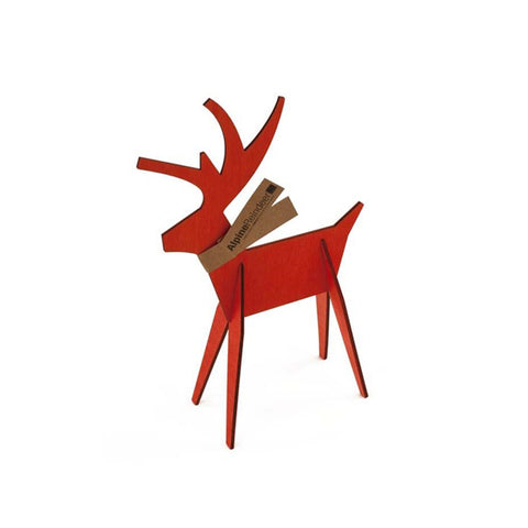 Red Alpine Reindeer - 9