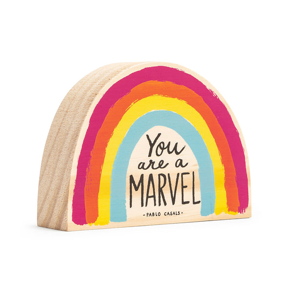 You Are a Marvel Art Sign