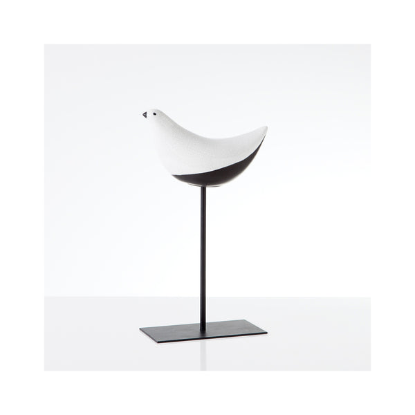 Bird Accent on Stand - Medium