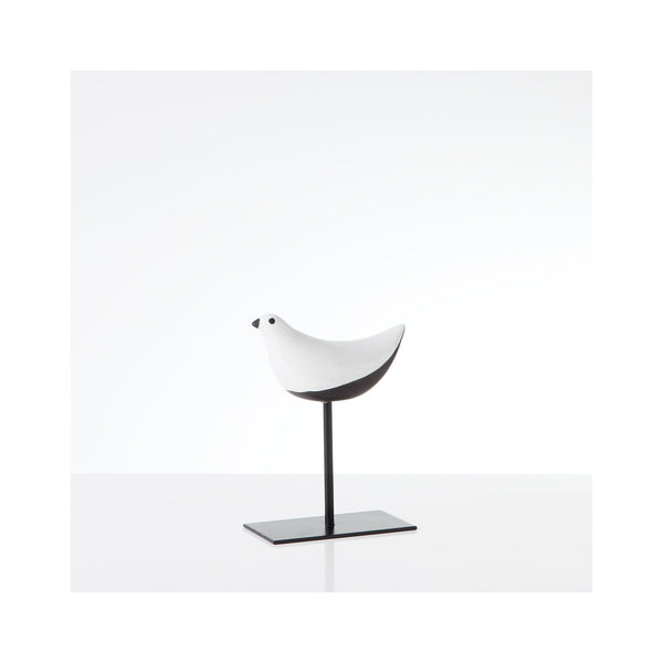 Bird Accent on Stand - Short