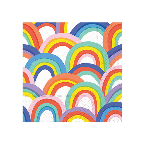 Color Play Beverage Napkins