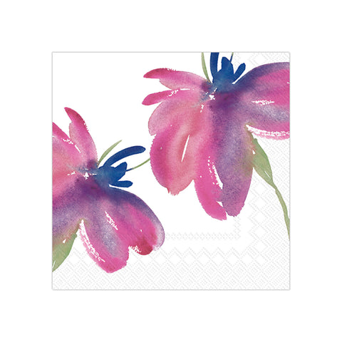 Artesano Flower Art Lunch Napkin