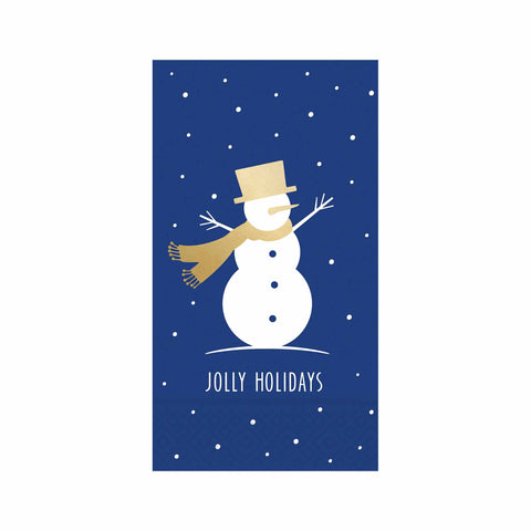 Jolly Holidays Guest Towels