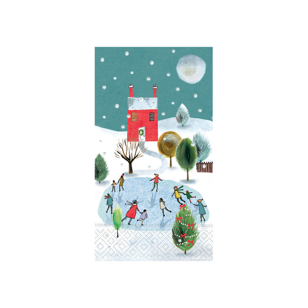 Holiday Happiness Guest Towels