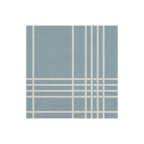 Sophistiplate Linen-like Cocktail Napkins - Carolina Blue