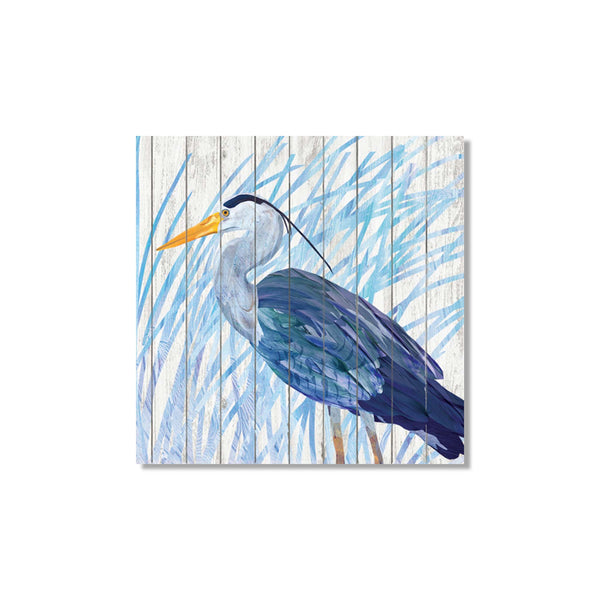 Waterside Heron Beverage Napkins