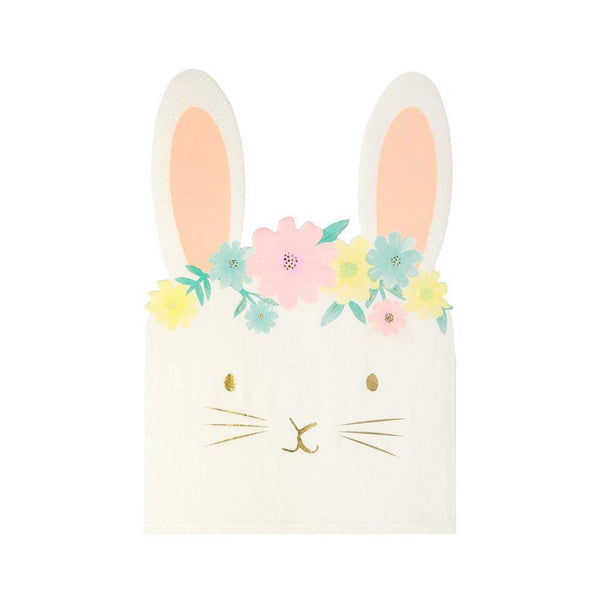 Bunny Napkins - Large