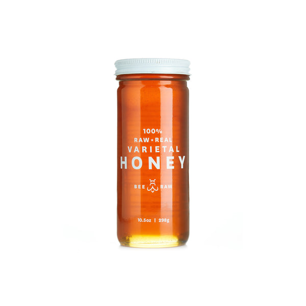 Bee Raw Florida Orange Blossom Honey
