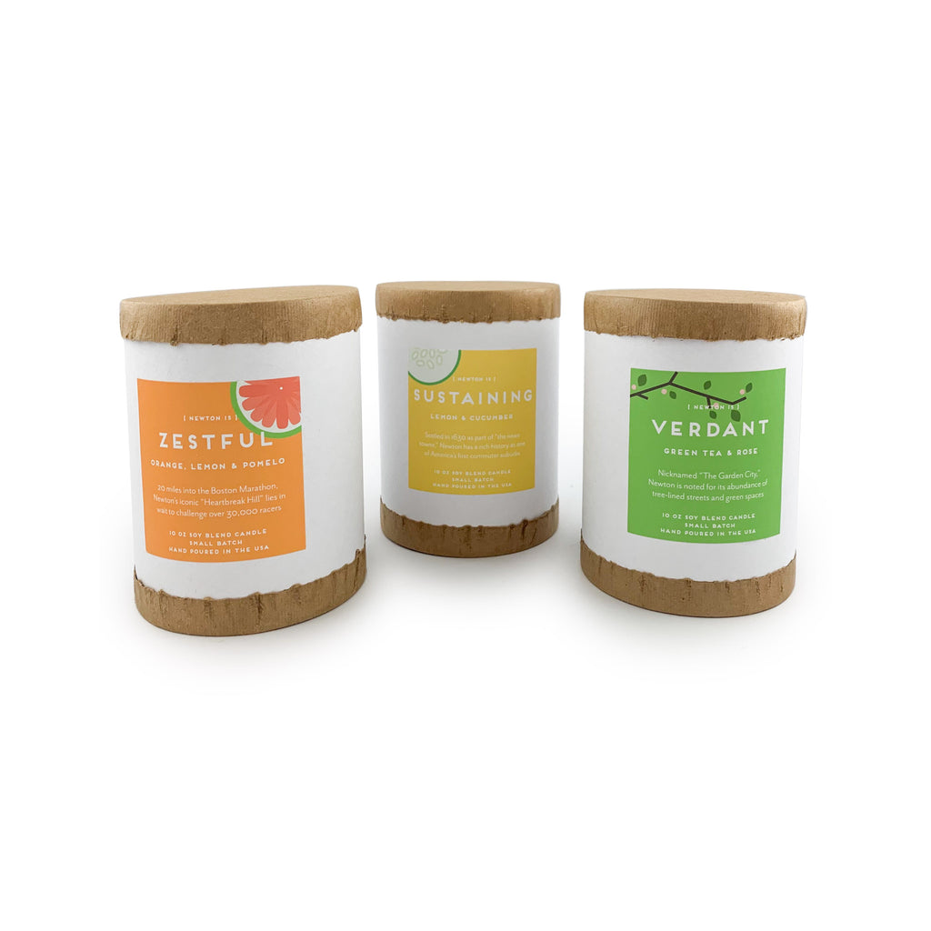 Newton Soy Candles
