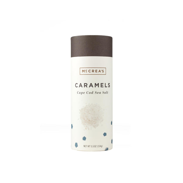 McCrea's Caramels - Cape Cod Sea Salt