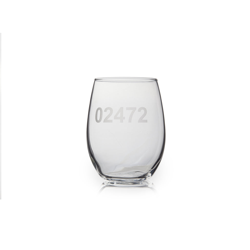 Stemless Wine Glass - 02472