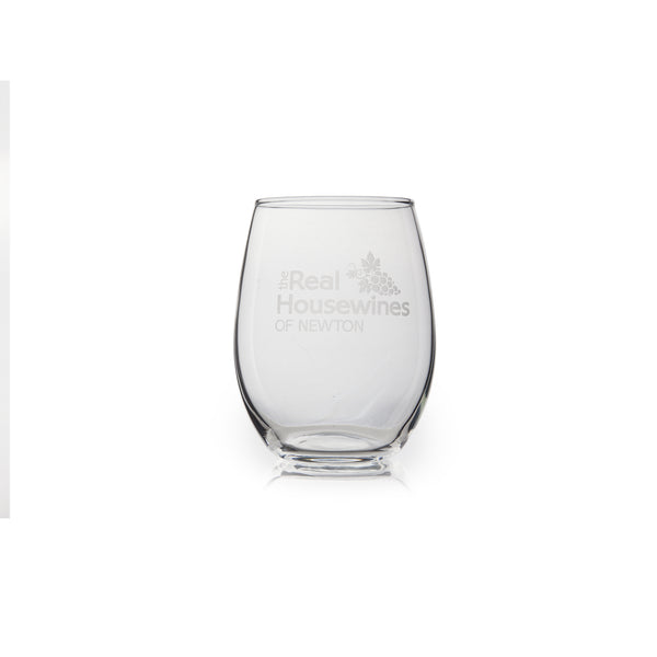Stemless Wine Glass - The Real Housewines of Newton