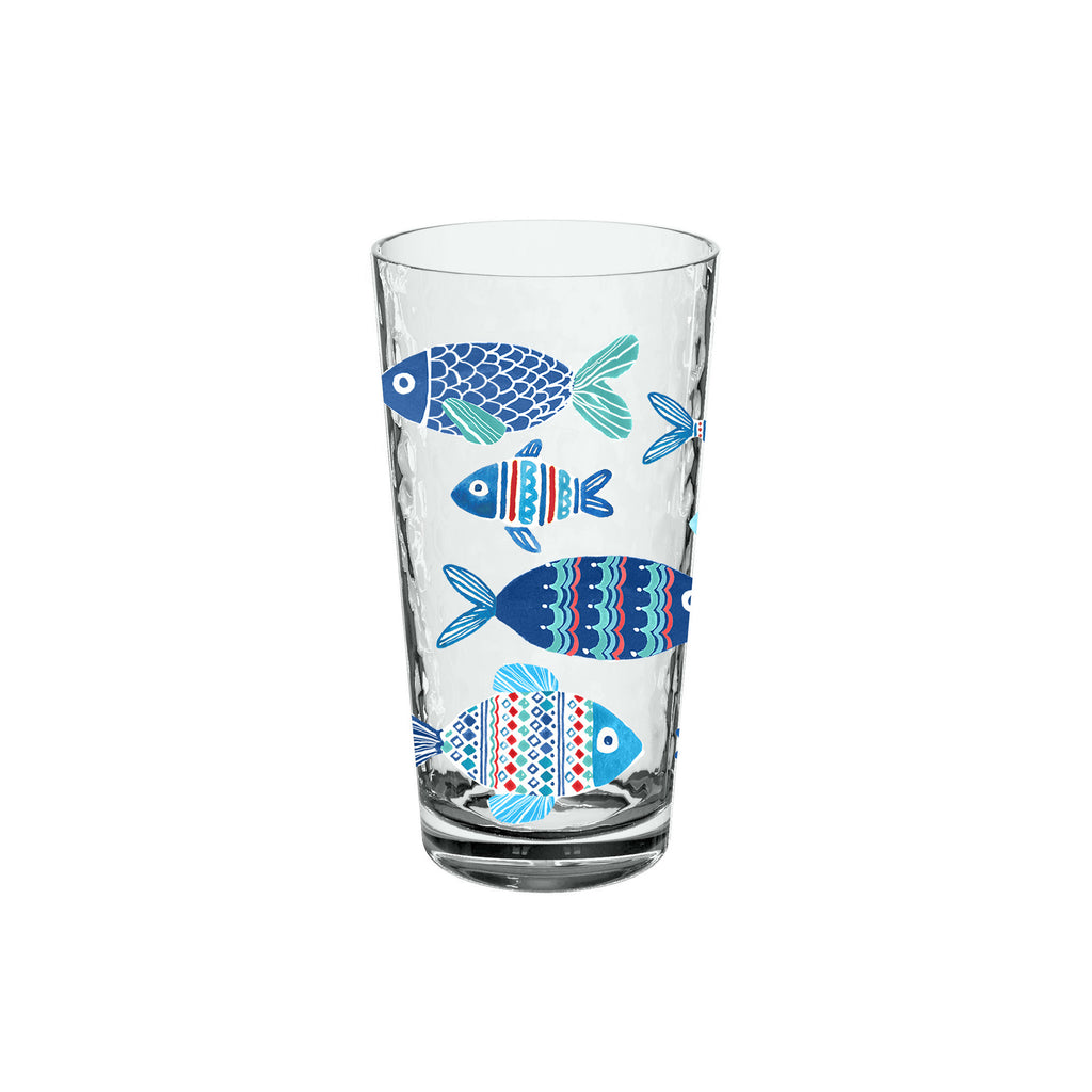 Nautical Fish Jumbo Tumbler