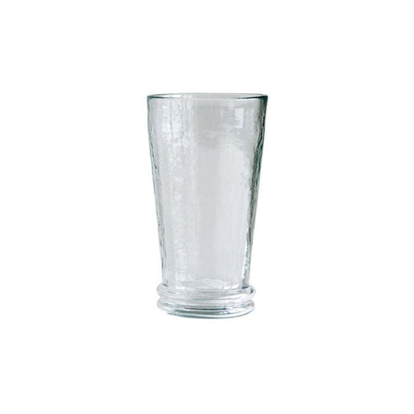 Recycled Glass 16 oz Drinking Glass