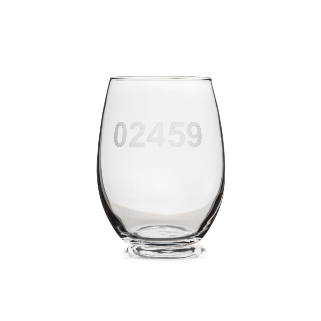 Stemless Wine Glass - 02459