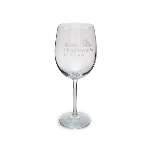 Wine Glass - The Real Housewines of Newton