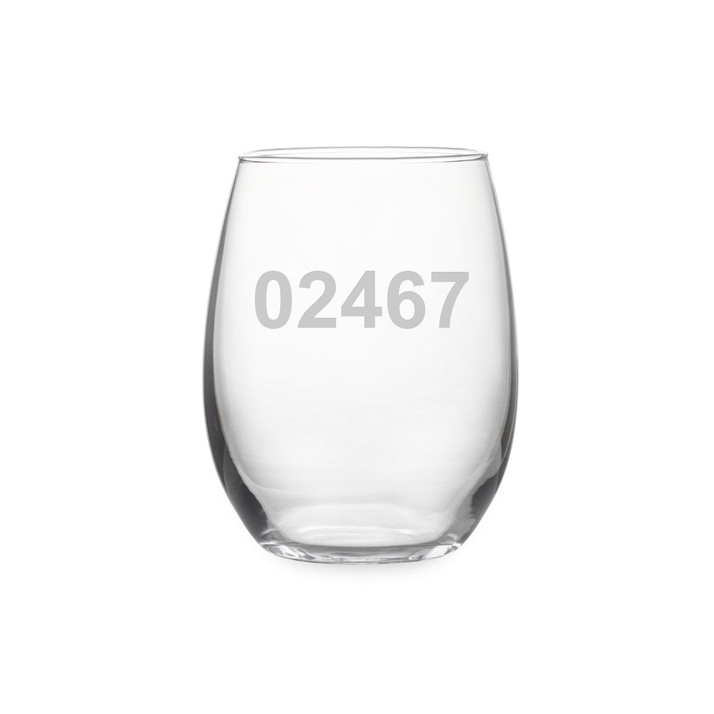 Stemless Wine Glass - 02467