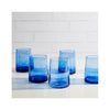 Moroccan Cone Glasses - Blue