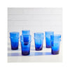 Beldi Stacking Glasses - Blue