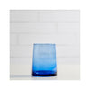 Moroccan Cone Glass - Blue