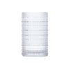 Jupiter Iced Beverage Glasses - Clear