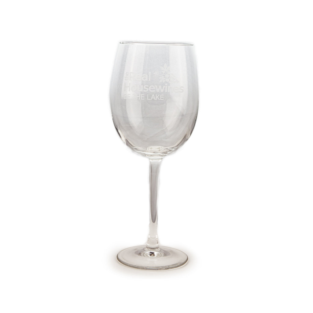 Wine Glass - The Real Housewines of The Lake
