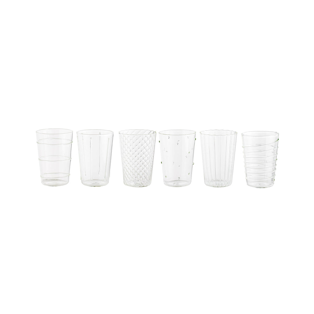 Livenza Drinking Glass Set of 6