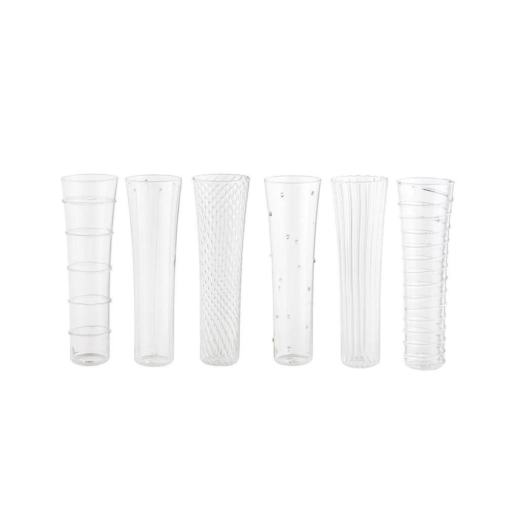 Livenza Champagne Flutes Set of 6