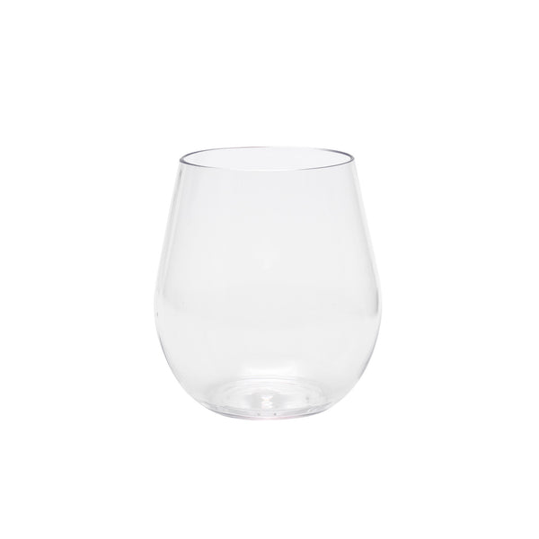 Tritan Clear 22 oz Stemless Wine