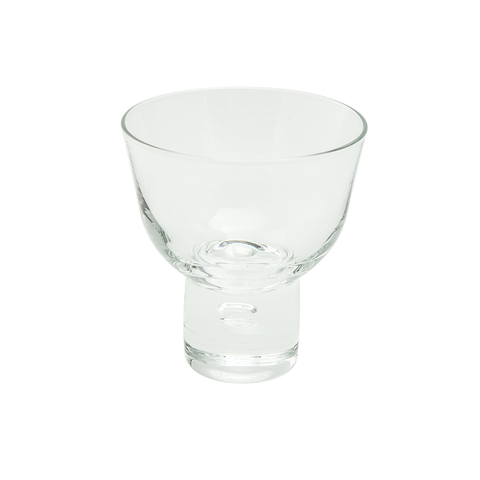 Bubble Design Sake Cup