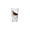 Oldham + Harper Birds Glass Set of 4