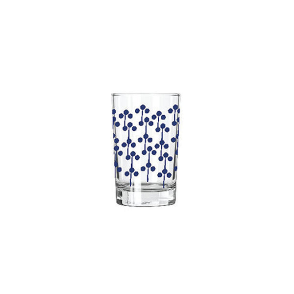 Erin Flett Juice Glass - Navy