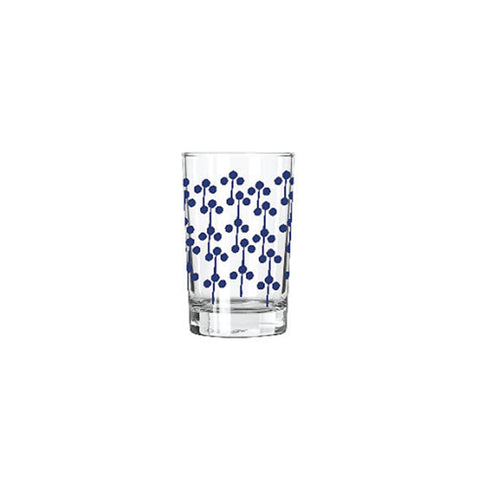Erin Flett Juice Glass - Cobalt