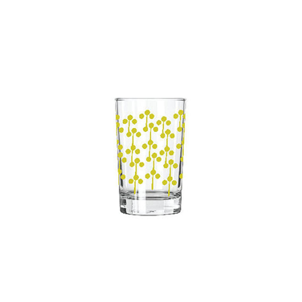 Erin Flett Juice Glass - Goldenrod
