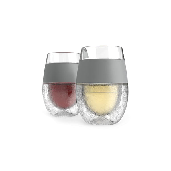 HOST Wine FREEZE Cooling Cups Set of 2