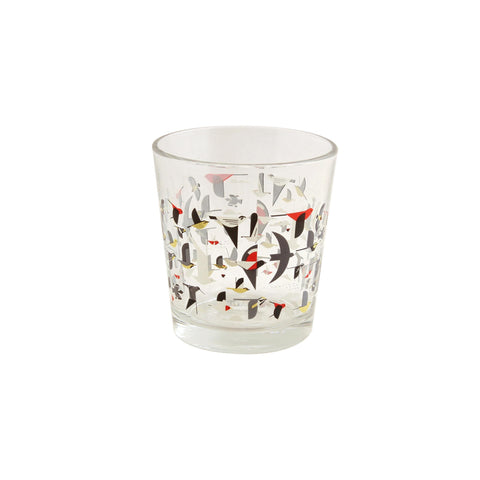Oldham + Harper Bird Migration Glass