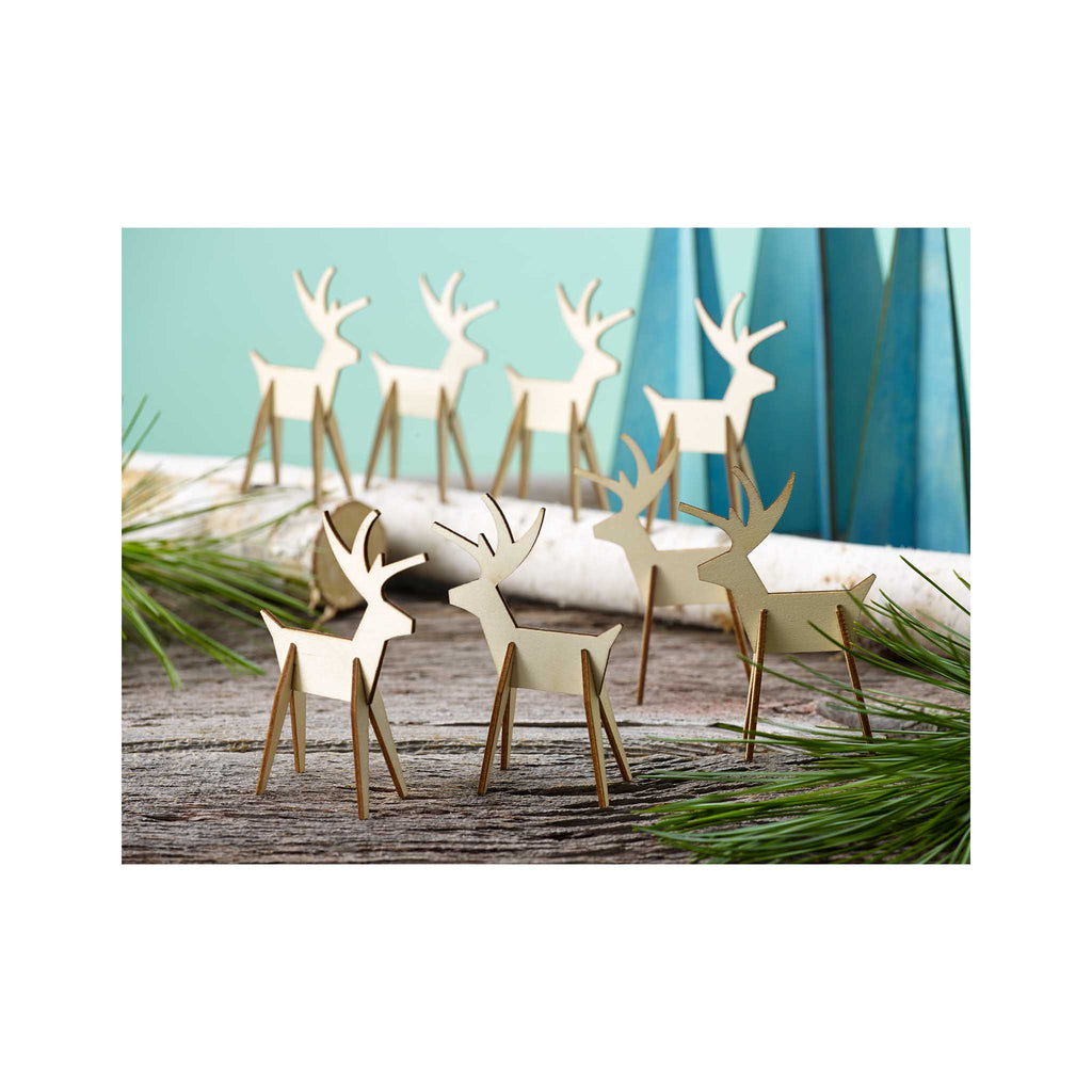 Alpine Reindeer - Small